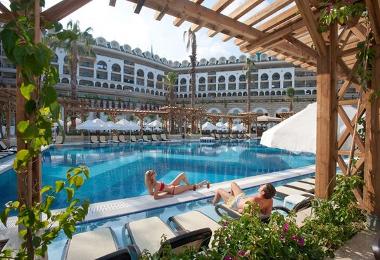 Crystal Sunset Luxury Resort & Spa 5* - снимка - 3