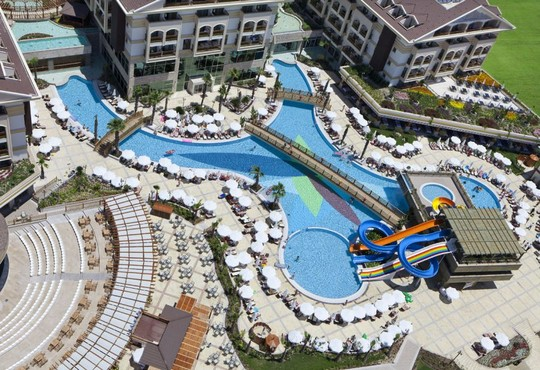 Crystal Palace Luxury Resort & Spa 5* - снимка - 2