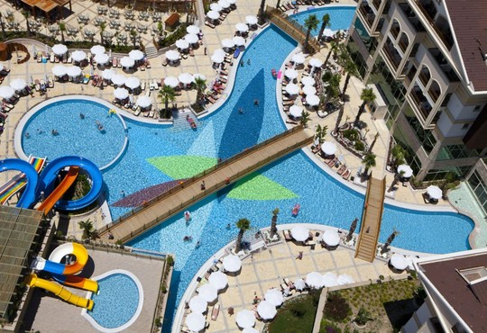 Crystal Palace Luxury Resort & Spa 5* - снимка - 4