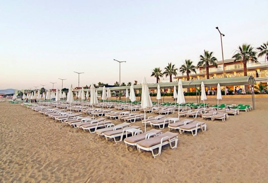 Palm Wings Beach Resort Kusadasi 5* - снимка - 4