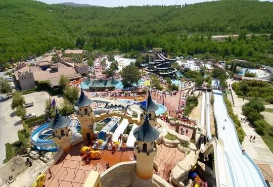 Aqua Fantasy Aquapark Hotel & Spa 5* - снимка - 2