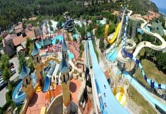 Aqua Fantasy Aquapark Hotel & Spa 5* - снимка - 12