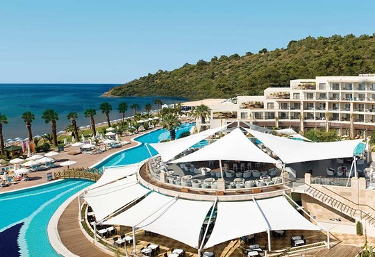 Paloma Pasa Resort Ozdere 5* - снимка - 2
