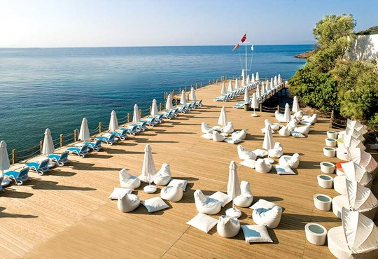 Paloma Pasa Resort Ozdere 5* - снимка - 3