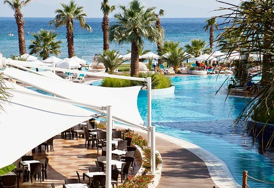 Paloma Pasa Resort Ozdere 5* - снимка - 6