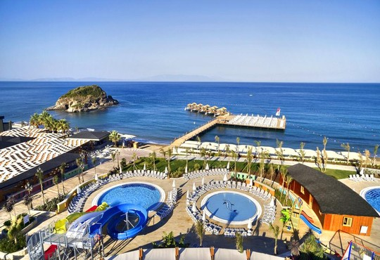 Sunis Efes Royal Palace 5* - снимка - 2