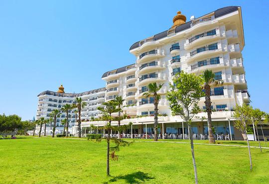 Heaven Beach Resort & Spa 5* - снимка - 1