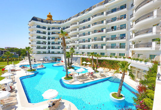 Heaven Beach Resort & Spa 5* - снимка - 2