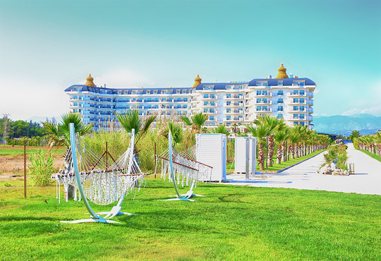 Heaven Beach Resort & Spa 5* - снимка - 5
