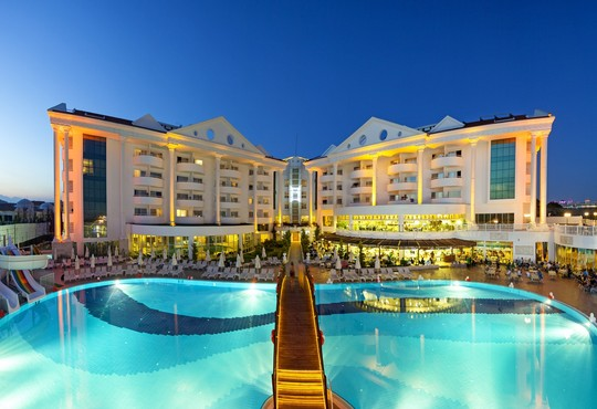 Roma Beach Resort Hotel 5* - снимка - 1