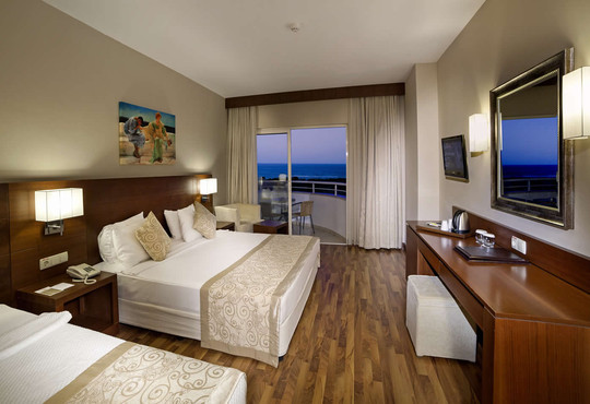 Roma Beach Resort Hotel 5* - снимка - 8