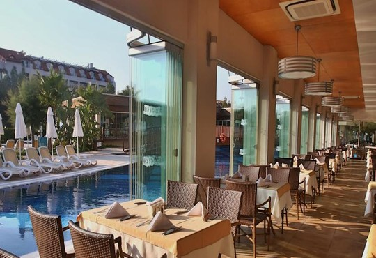 Sunis Evren Beach Resort Hotel And Spa 5* - снимка - 10