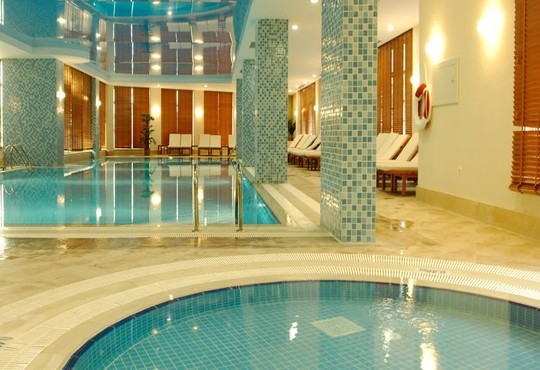 Sunis Evren Beach Resort Hotel And Spa 5* - снимка - 13