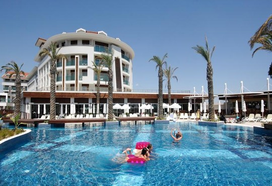 Sunis Evren Beach Resort Hotel And Spa 5* - снимка - 1