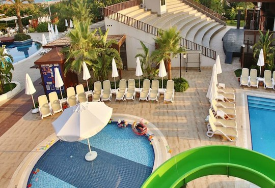 Sunis Evren Beach Resort Hotel And Spa 5* - снимка - 3