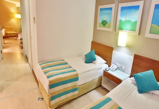 Sunis Evren Beach Resort Hotel And Spa 5* - снимка - 7