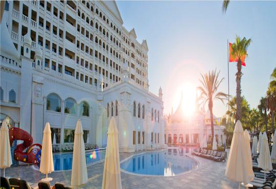 Kamelya World Fulya Resort 5* - снимка - 1