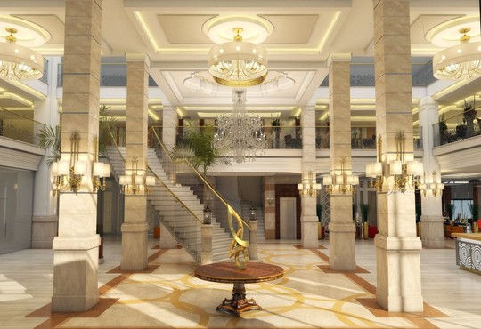 Royal Garden Beach /ex.royal Garden Select & Suite/ 5* - снимка - 2