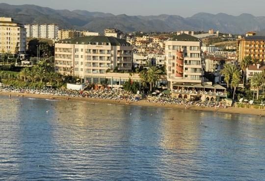 Aska Just In Beach Hotel 5* - снимка - 2