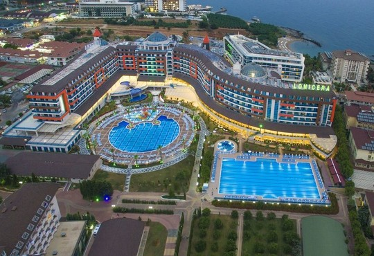 Lonicera Resort & Spa 5* - снимка - 2