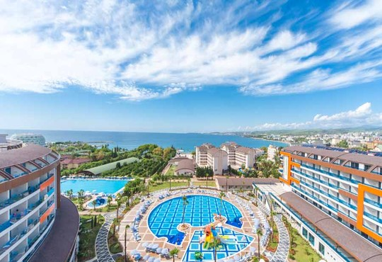 Lonicera Resort & Spa 5* - снимка - 8