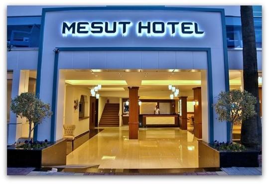 Mesut Hotel 4* - снимка - 2