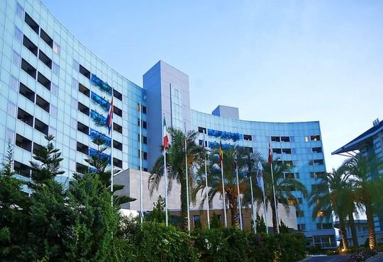 Amara Centro Resort (ex.kervansaray Kundu) 5* - снимка - 2