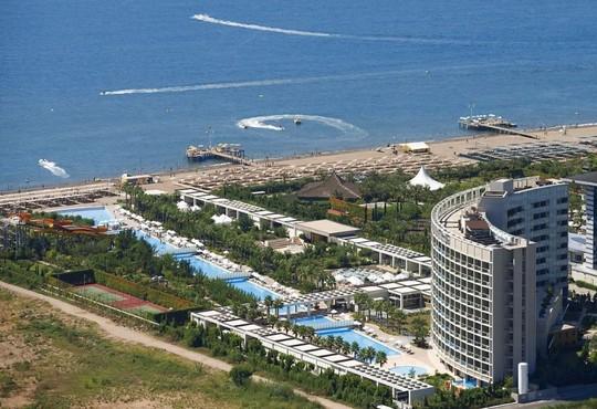 Amara Centro Resort (ex.kervansaray Kundu) 5* - снимка - 3