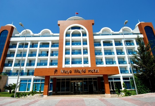 Maya World Hotel 4* - снимка - 4