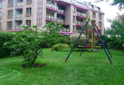 Лятна почивка в Хотел Дева 3*, Слънчев Бряг! Нощувка на база All Inclusive, ползване на открит басейн с шезлонги и чадъри, детски басейн, безплатно за дете до 11.99 г. - Снимка