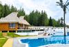 Романтична почивка в комплекс Бора Бора 3*, Сапарева баня: 1 нощувка със закуска, топъл минерален басейн и безплатно за дете до 5.99 г.  - thumb 1