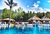Романтична почивка в комплекс Бора Бора 3*, Сапарева баня: 1 нощувка със закуска, топъл минерален басейн и безплатно за дете до 5.99 г.  - thumb 4