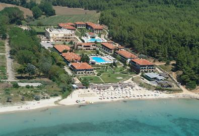 Нощувка на база All inclusive в Simantro Beach Hotel 5*, Сани, Халкидики - Снимка