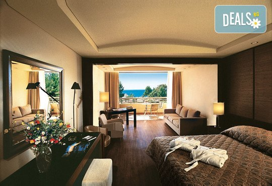 Porto Carras Meliton Thalasso & Spa Hotel 5* - снимка - 4