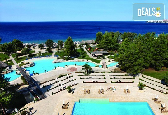 Porto Carras Meliton Thalasso & Spa Hotel 5* - снимка - 13