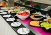 Слънчева лятна почивка в Бутиков Хотел Орхидея, Златни пясъци! Нощувка със закуска и вечеря, ползване на релакс стая, външен и вътрешен басейн, шезлонг и чадър, фитнес! - thumb 27