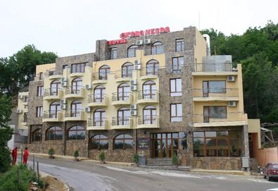 Цяло лято на морето в хотел Торо Негро 3* к.к. Чайка! Една нощувка със закуска или закуска или вечеря, безпалтно за дете до 5.99г - Снимка