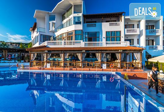 Hotel Akti Ouranoupoli 4* - снимка - 1