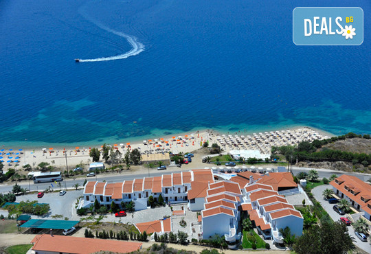Hotel Akti Ouranoupoli 4* - снимка - 8