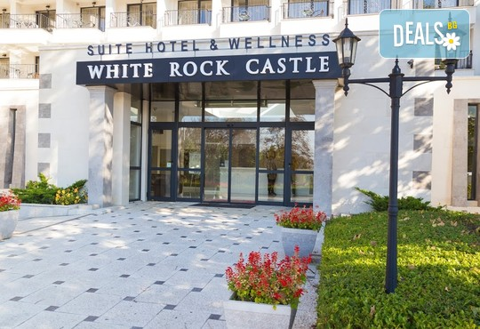 Хотел White Rock Castle Suite 2* - снимка - 19