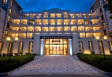 Празнувайте Гергьовден в Балчик! 2 или 3 нощувки със закуски и Празнична вечеря, настаняване в луксозна стая в хотел White Rock Castle 4* , СПА, дете до 2.99г. - безплатно - Снимка