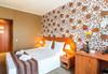 Релакс в хотел Олимп 4* във Велинград! Нощувка със закуска, ползване на закрит и открит минерален басейн, римска баня, тепидариум, класическа сауна и фитнес - thumb 17