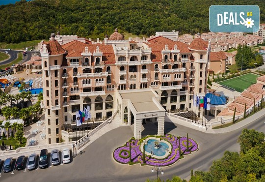 Хотел Royal Castle Design & Spa 5* - снимка - 4