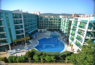 През месец Май в Хотел Диамант 4*- Слънчев Бряг! 1/3/4 нощувки на база All inclusive + външен басейн, сауна или парна баня. - Снимка