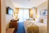 Слънчева лятна почивка в хотел Фиорд 3*, Созопол! Нощувка със закуска в двойна стая стая тип А, В или С, безплатно настаняване на дете до 11.99 г.  - thumb 5