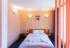Почивка на супер цена в хотел Джемелли 2*, Обзор! Нощувка с възможност за закуска, обяд и/или вечеря, ползване на сауна и халат - thumb 3