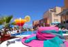 На море в Созопол в ТОП сезона! Хотел Хера 3*, в местност Буджака до плажа Харманите! Нощувка и закуска на блок маса, настаняване в двойна стая, ползване на басейн, шезлонги и чадъри, безплатен паркинг към хотела - thumb 11
