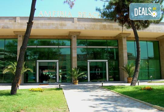 Хотел Амфибия Бийч 3* - снимка - 3