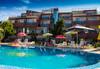 Незабравимо лято в хотел Съни 3*, Созопол! Нощувка със закуска, обяд и вечеря на 50 м. от плажа, ползване на басейн, шезлонг и чадър, безплатно за дете до 1.99г.! - thumb 2