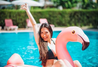Летен отдих на море в хотел Магнолия Гардън 2*, Слънчев бряг! Нощувка на база All Inclusive Light, ползване на външен басейн, безплатно за дете до 11.99 г. - Снимка